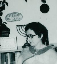 Anna Hyndráková, sedmdesátá léta