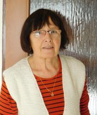 Helena Kalusová v roce 2018