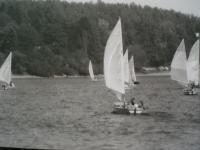 Oskar's sailboat