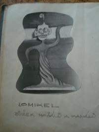 Lomikel - Ghost of the Šanda lodge