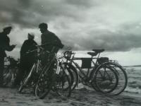 "Riding the ""Favorit"" bikes all the way to the Baltic Sea"