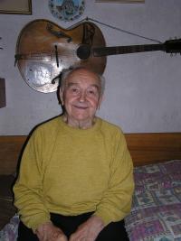 Mikš Zdeněk listopad 2008 doma