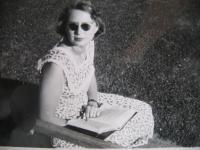 Eva Mádrová před uvězněním