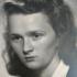 Vlasta Zábojníková cca 1947