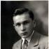 Pan Karel Hrdina - fotka z mládí.