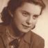 Eva Pacovská, Praha, cca 1949