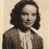Foto z dob studií Soukromé obchodní školy Ing. Evžena Maděry na Praze 2, 1942