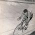 Jiří Daler při stíhacím závodě zhruba v období tokijské olympiády, 1964