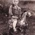 Emil Baierl jako dítě