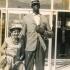 1960, OH v Římě, s nejvyšším basketbalistou USA