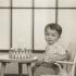 Miroslav Fleischman ve věku dvou let