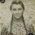 """Anna Bergerová, fotka z preukazu """"Sväz slovenských partizánov"""""""