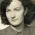 Zdena Hraběová, dobová fotografie