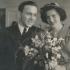 Svatba Eduarda a Stanislavy Císařových,  21. ledna 1950