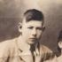 Evžen Švihlík v šestnácti letech