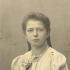 Ema Kletzenbauerová roz. Ziková během biřmování, 1944