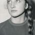 Dobový portrét Kateřiny Adámkové z roku 1963