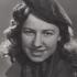 Bohumila Bělounová ve svých třiceti letech