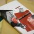 """Kniha poezie Romana Kise """"Nápisy na rumovištích"""", vydaná v roce 2003"""