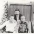Zorjan Popadjuk, Myroslav Marynovyč a Oleksyj Smyrnov v roce 1987