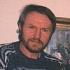 Jan Čihák ve své galerii, počátek 90. let