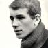 Maturitní fotografie Jana Klose, rok 1960
