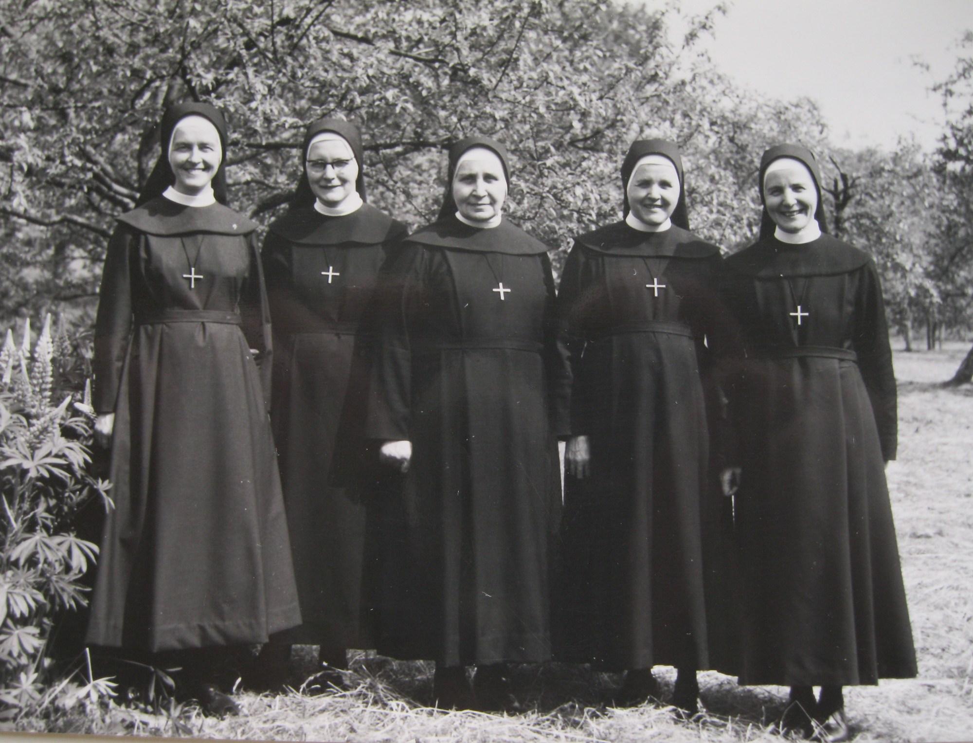 Anežka (sestra Pavla) Křivánková (1929)