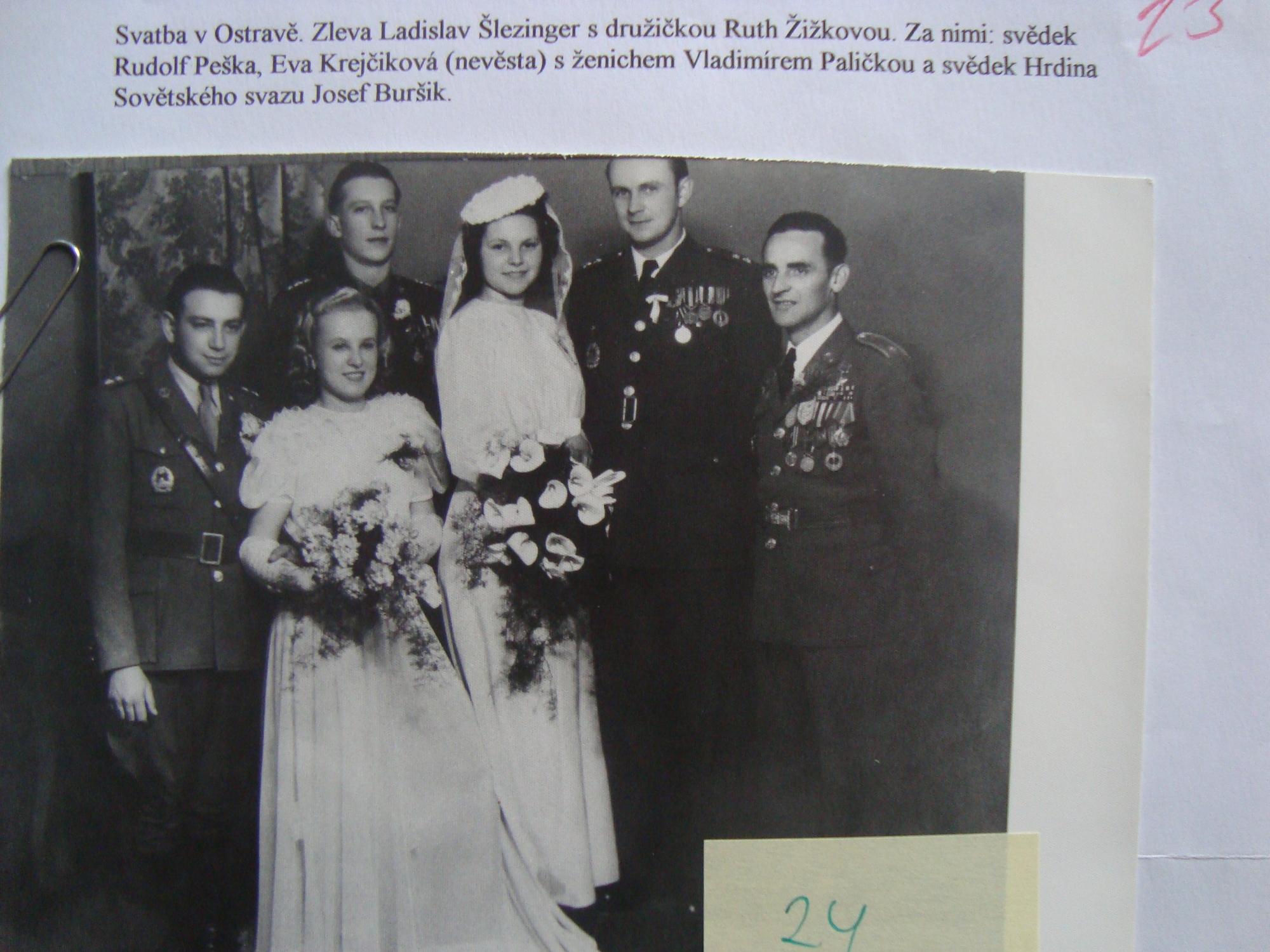fa0edf5ec189 Svatba Vladimíra Paličky v Ostravě